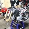 Honda CRF50F Repair and Restoration