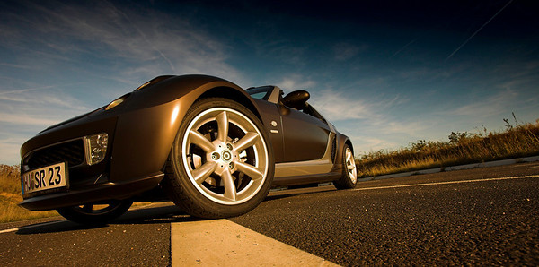 Smart Roadster - Collector's Edition