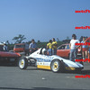 Randy Hall in formula vee