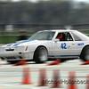 Saginaw Valley Region Sports Car Club of America Solo at Delphi, Saginaw, 200805.