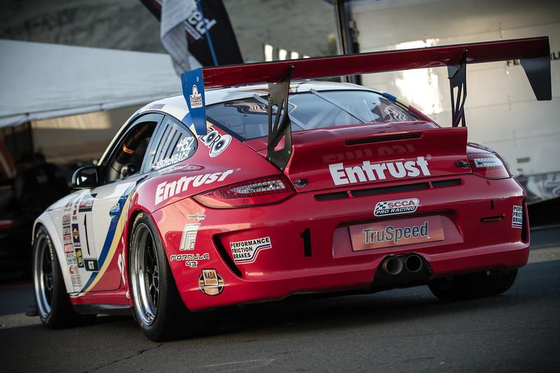 Porsche Touring Car