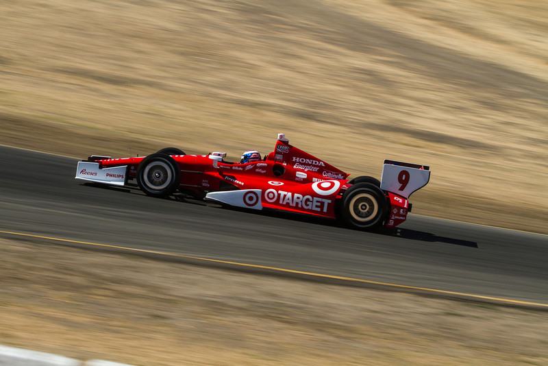 Scott Dixon Team Genassi Racing