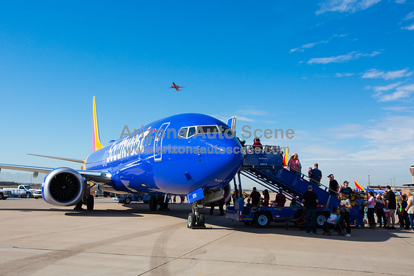Southwest Airlines Children's Christmas Party and 14th annual Car Show
