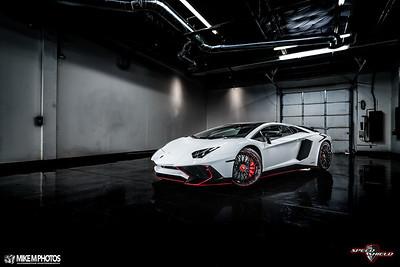 Speed Shield Lamborghini Aventador SV