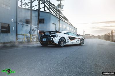 Speed Shield McLare 570S
