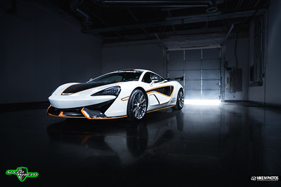Speed Shield McLaren 570S