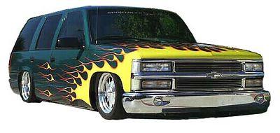 Flamed 96 Tahoe