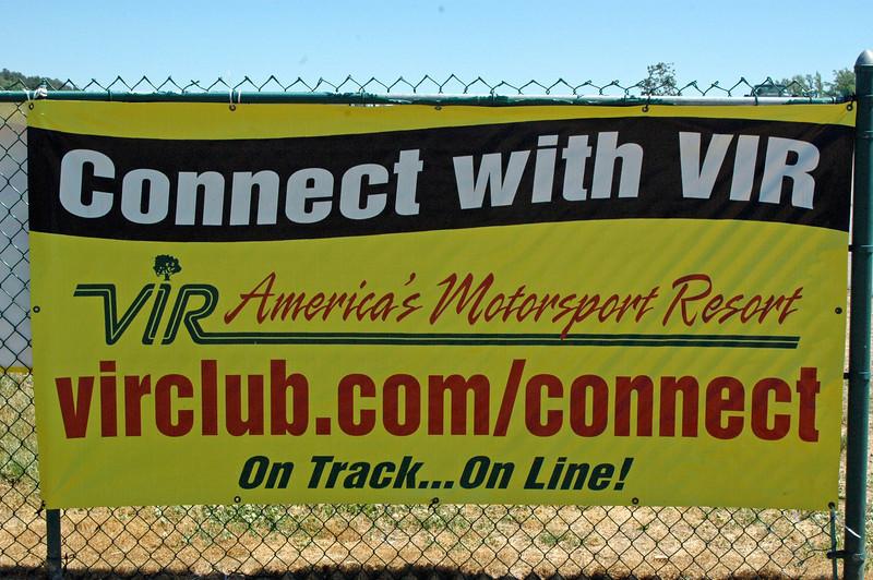 "VIR Americas Motorsports Resort.<br /> ""If there's a heaven on earth, it's VIR."" - Paul Newman"
