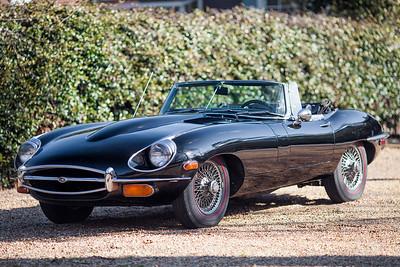 Sports Car Digest Jaguar E-Type, Porsche 997.2 C4S Cabriolet, Porsche 991, and Shelby Cobra GT500 Photoshoot - 3/26/18