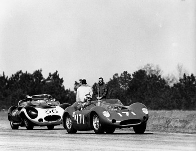 Sports Car Races in Texas/Kansas 1960's