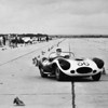 Photos of a sports car race in Texas, 1960. Photos made by Dale V. Monaghen with a Nikon F camera and 400mm lens. (Race #2).