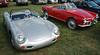 Porsche Speedster Repro & Alfa-Romeo Spider, Lime Rock Park, CT