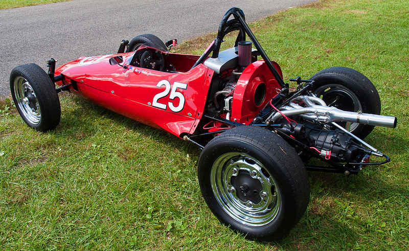 A Road Not Taken; I Had A College Fantasy About Driving In Formula Vee