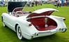 1954 Corvette, Palm Beach Concours d'Elegance, Wellington, FL