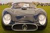 1957 Maserati 450 Coupe, Palm Beach Concours d'Elegance, Wellington, FL