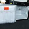 Mini refrigerator.
