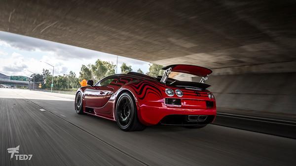 Bugatti l'Or Rouge