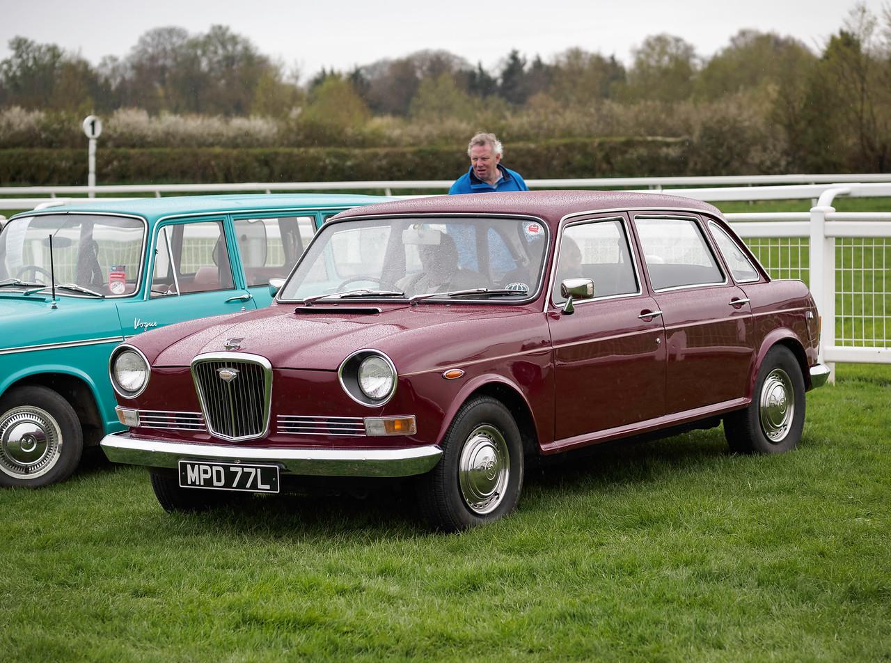 1972 Wolseley Six