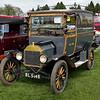 1916 Ford Model T Van