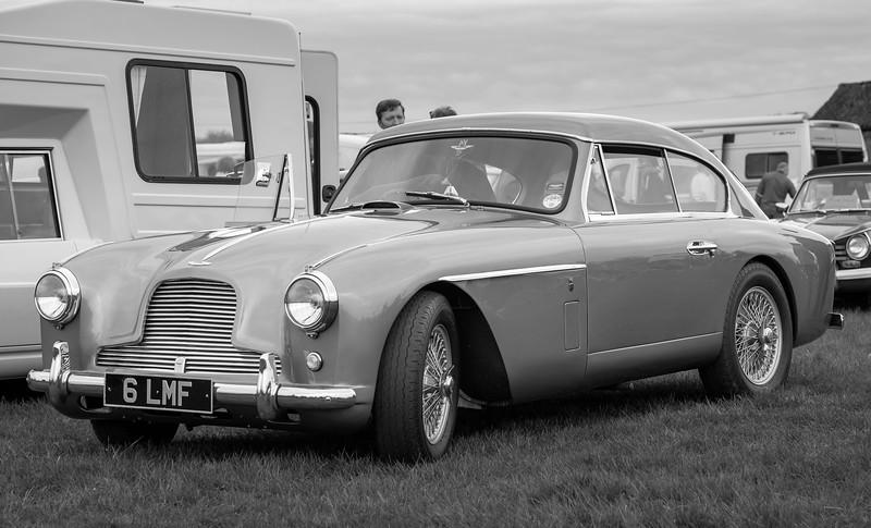 Spring Ripon Classic Car Show Androo - Aston martin 117