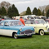 1962 Ford Zodiac and 1960 Ford Consul Convertible