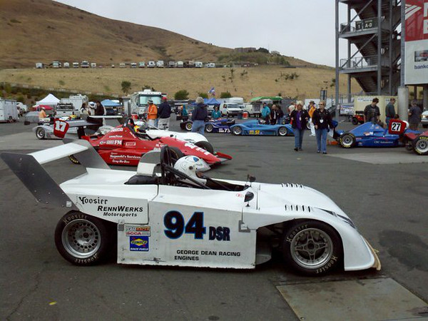 Sears Point Raceway, Sonoma, CA on or about September 4, 2010