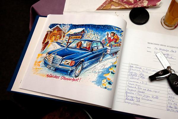 MBSH Weihnachtsfeier 2009