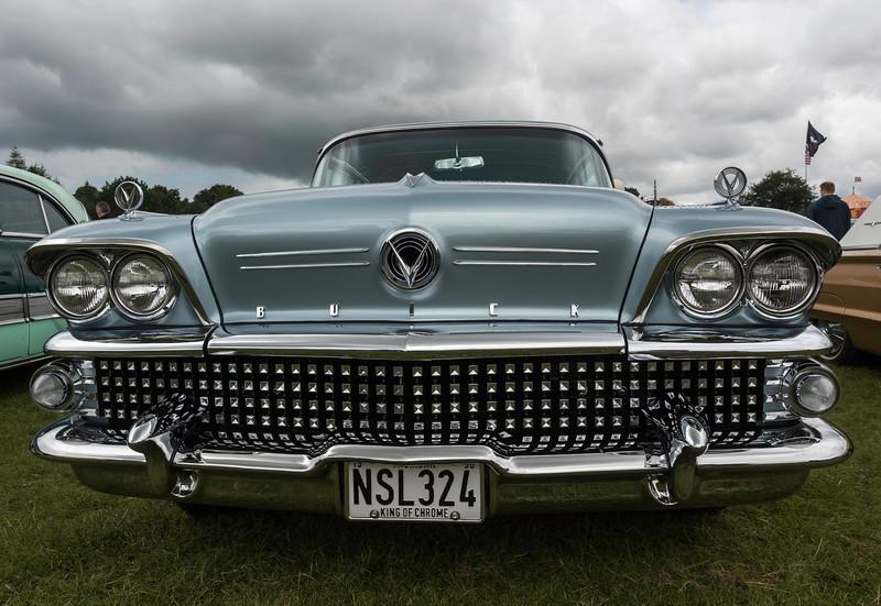 1958 Buick Limited Riviera Four-Door Hardtop