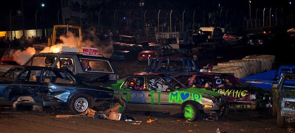 Stock Cars 10-24-09