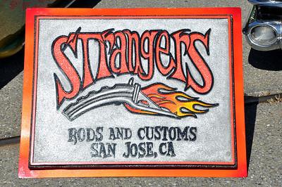Strangers BBQ 2011