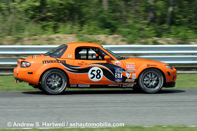 2007 KONI Challenge At Lime Rock Park
