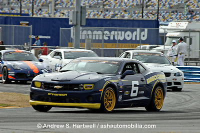2010 Continental Tire Challenge At Daytona