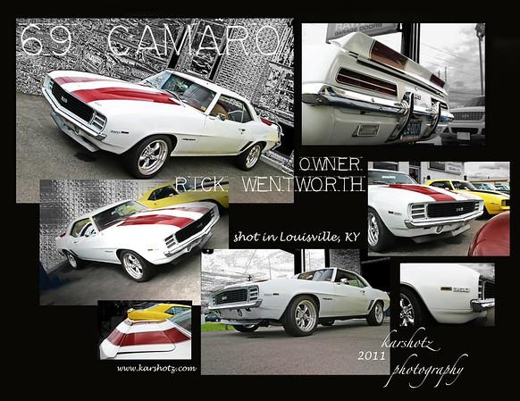 Camaro Book 1