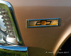 Chevy emblem in the indicator light
