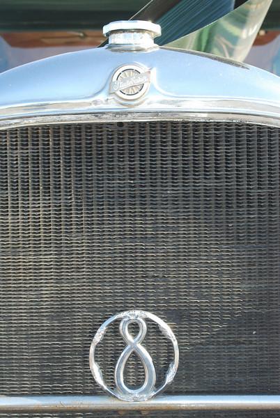 Studebaker 5_31_2010 28 President FH radiator