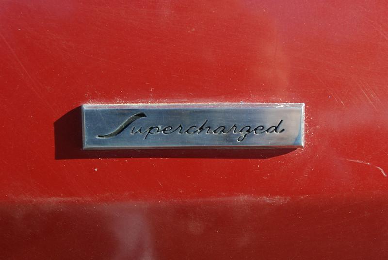 Studebaker 5_31_2010 Avanti Supercharged badge