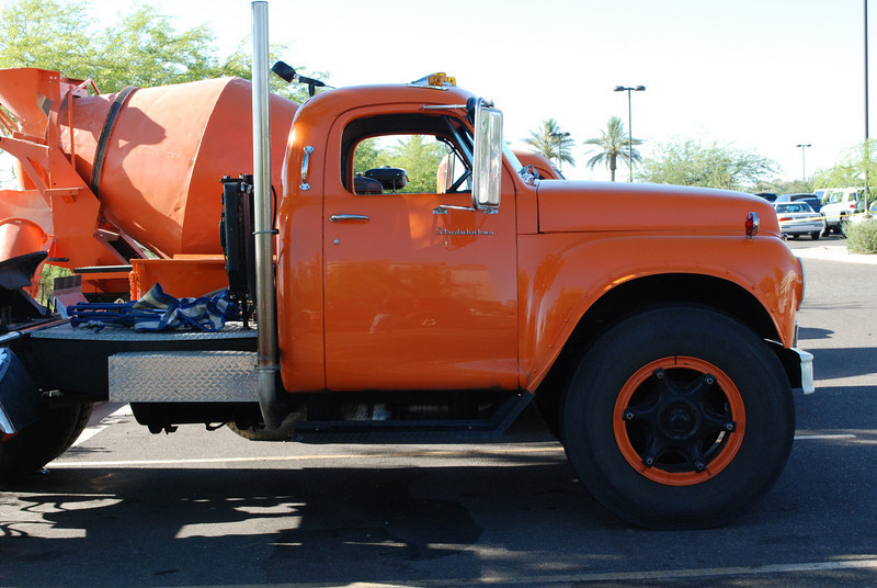 Studebaker 5_31_2010 truck tractor side rt
