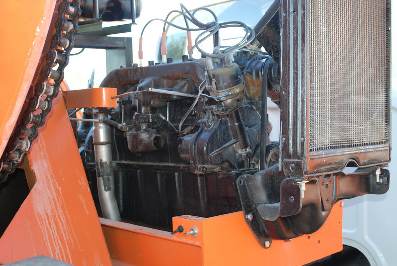 Studebaker 5_31_2010 Transtar mixer engine detail 3