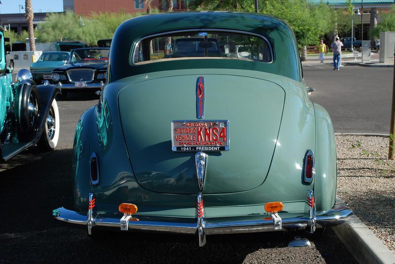 Studebaker 5_31_2010 41 President rear