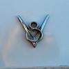 Studebaker 5_31_2010 Transtar mixer V8 emblem