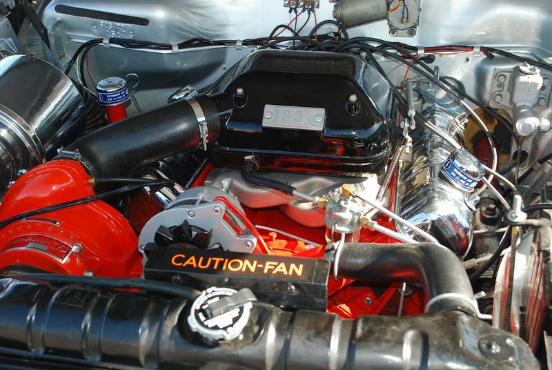 Studebaker 6_3_10 Challenger R3 engine front