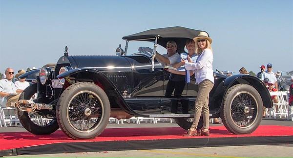 1922 Stutz Bearcat Series K (DH)