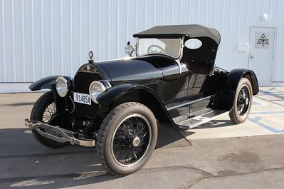 1921 Stutz Bearcat K DH