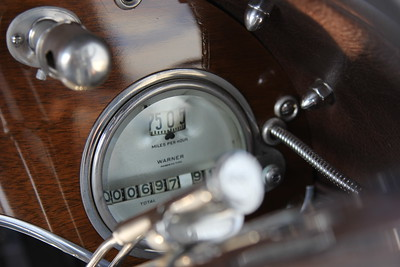 1922 stutz bearcat odometer photo