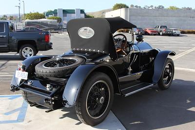 1922 Stutz Bearcat K DH