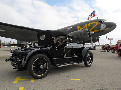 The ultimate Stutz Bearcat of 1922.