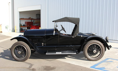 1922 Stutz Bearcat Series K DH (detachable head)
