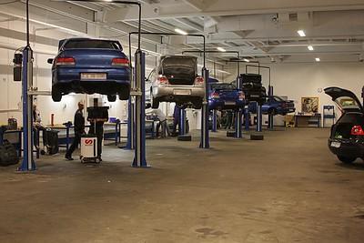 Subaru Klub Danmark - Gør Det Selv aften
