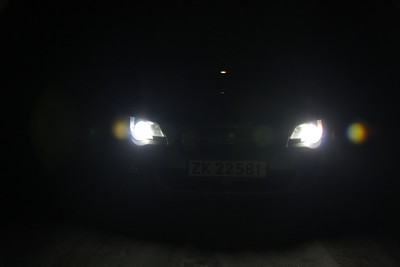Subaru Legacy LED upgrade