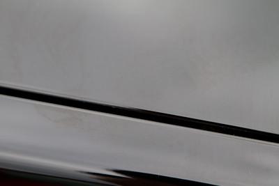 Minor streaking in the Opti-Coat, very hard to see